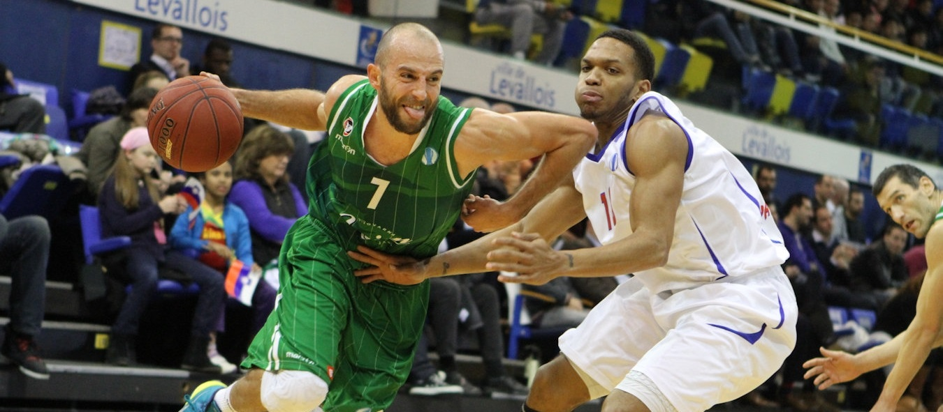 Nebojsa Joksimovic - Union OLimpija - EC13 (photo Paris Levallois)