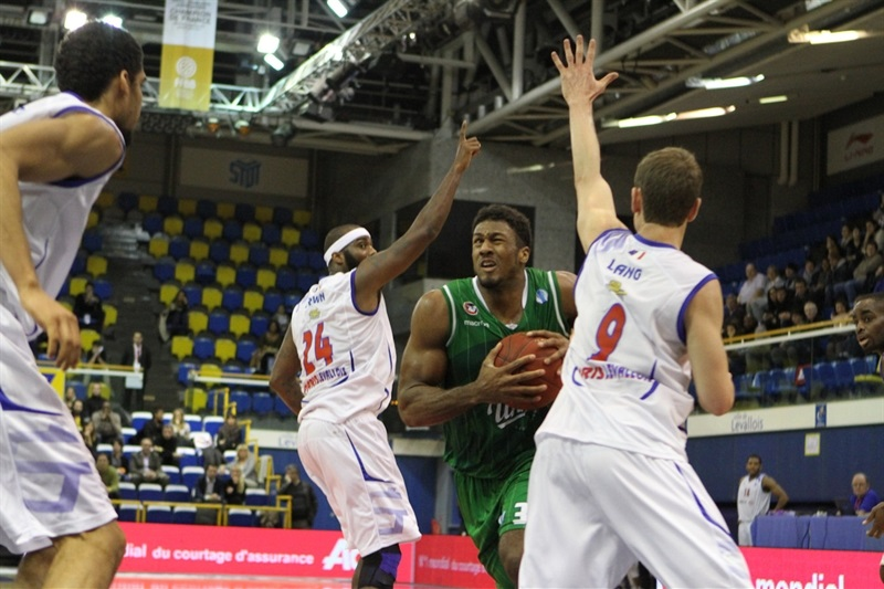 Alex Stephenson - Union OLimpija - EC13 (photo Paris Levallois)