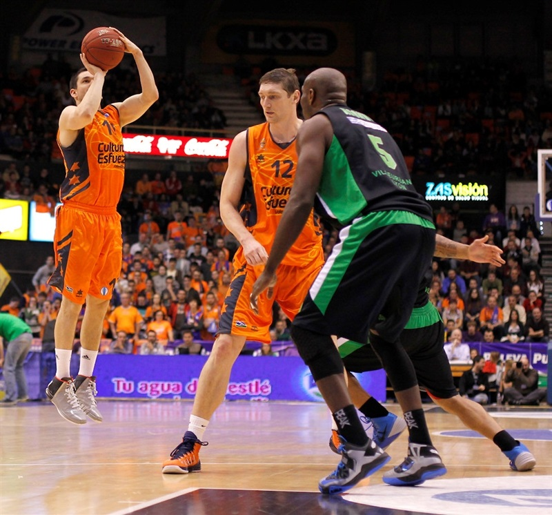 Rafa Martinez - Valencia Basket - EC13 (photo Valencia Basket)