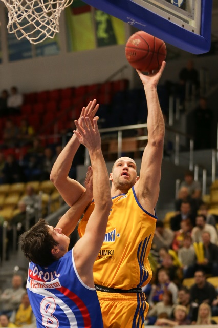 James Augustine - Khimki Moscow Region - EC13 (photo bckhimki.ru)