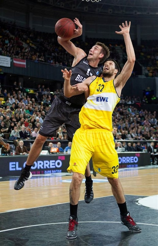 Axel Hervelle - Bilbao Basket - EC13 (photo Bilbao Basket)
