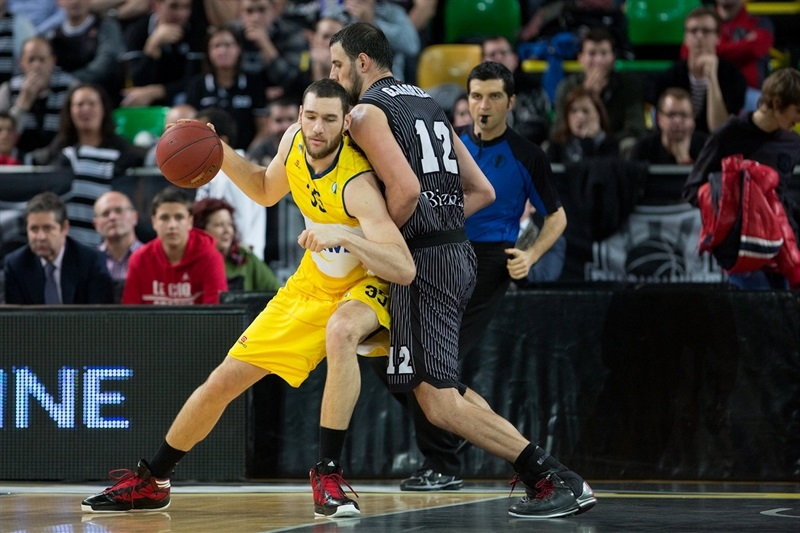 Andrea Crosariol - EWE Baskets - EC13 (photo Bilbao Basket)