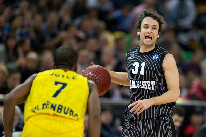 Raul Lopez - Bilbao Basket - EC13 (photo Bilbao Basket)