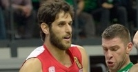 bwin MVP for December: Stratos Perperoglou of Olympiacos Piraeus