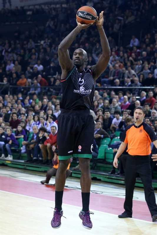 Othello Hunter - Montepaschi Siena - EB13