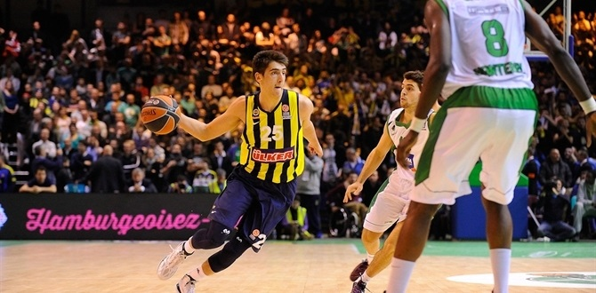 Fenerbahce Ulker loses Sipahi for 3 months