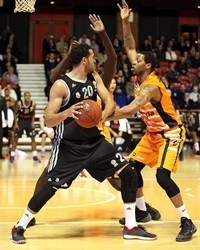 Elias Harris - Brose Baskets - EC13 (photo BCM Gravelines)