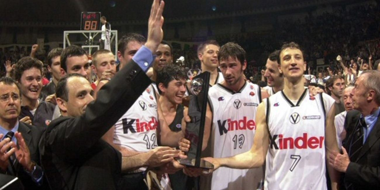Kinder Bologna - Euroleague 2000-01