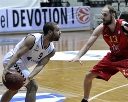 Chris Lofton - Besiktas Integral Forex - EC13 (photo Besiktas)