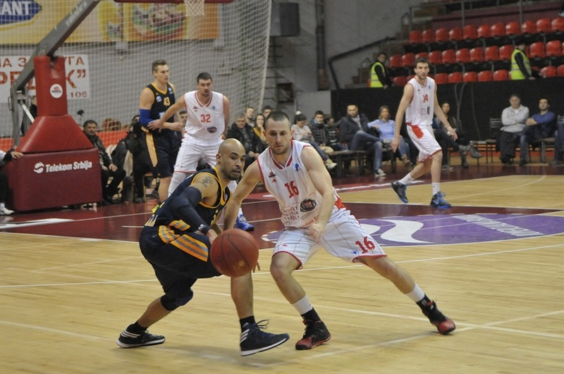Radenko Pilcevic - Radnicki - EC13 (photo Radnicki)
