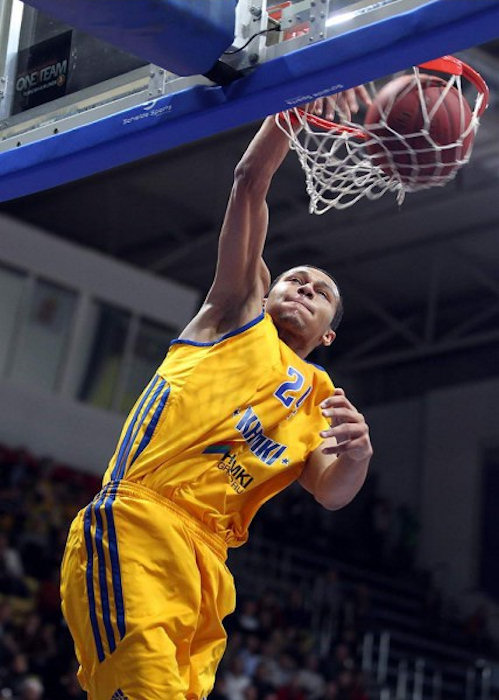 Mike Green - Khimki Moscow Region - EC13 (photo BC Khimki)