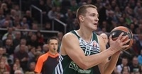 Zalgiris loses Jankunas for a month