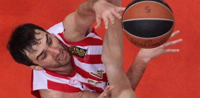 Mirza Begic goes back to Union Olimpija