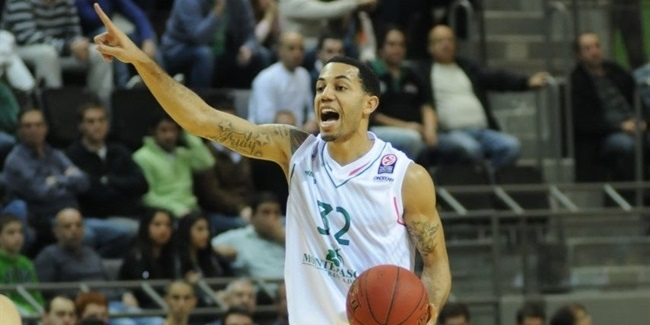 Olympiacos gets scoring guard Green