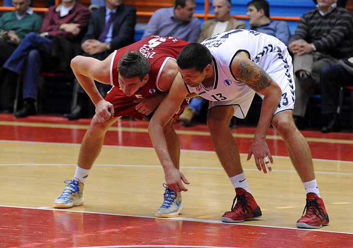 Tomislav Ruzic - Besiktas Integral Forex - EC13 (photo Cedevita)
