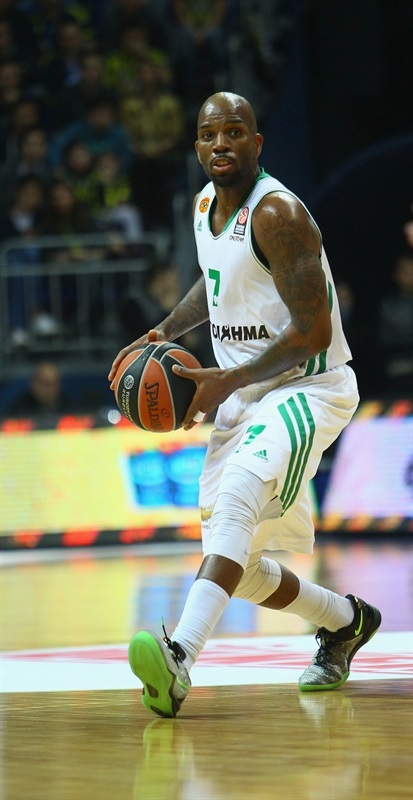 Ramel Curry - Panathinaikos Athens - EB13