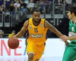 Reggie Redding, Alba Berlin