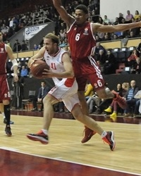 Marko Marinovic - Radnicki - EC13 (photo Radnicki)
