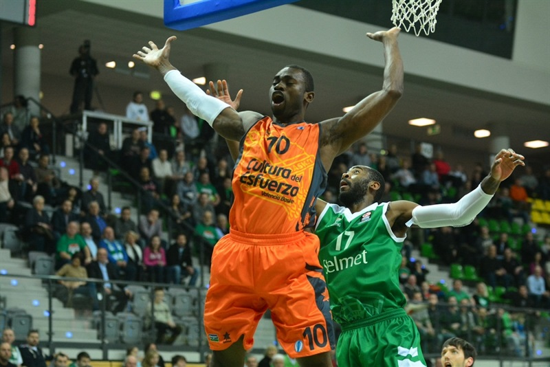 Romain Sato - Valencia Basket - EC13 (photo Zielona Gora)