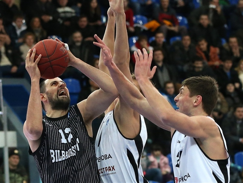 German Gabriel - Bilbao Basket - EC13 (photo Nizhny Novgorod)