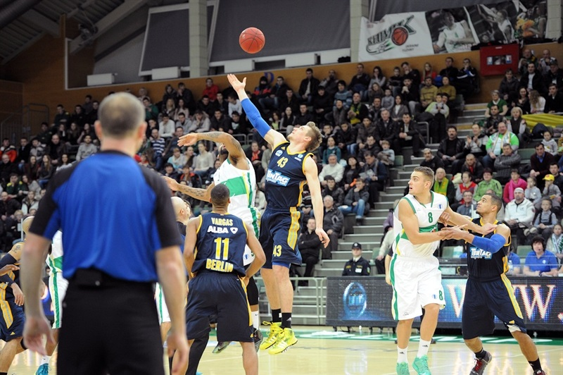 Leon Radosevic - Alba Berlin - EC13 (photo Khimik Yuzhne)