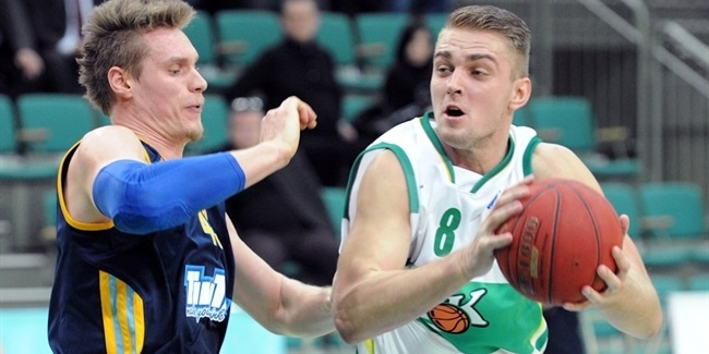 Unics lands Freimanis to fill in for Sanikidze