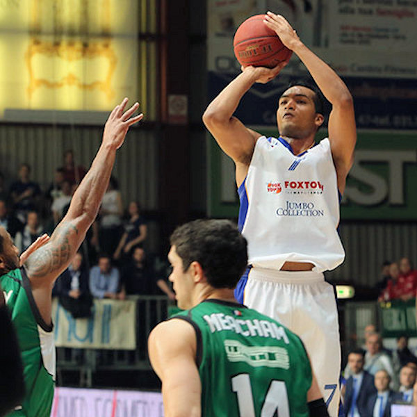 Marcel Jones - FoxTown Cantu - EC13 (photo Pallacanestro Cantu)