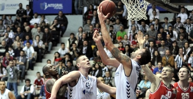 Besiktas integral forex basketball