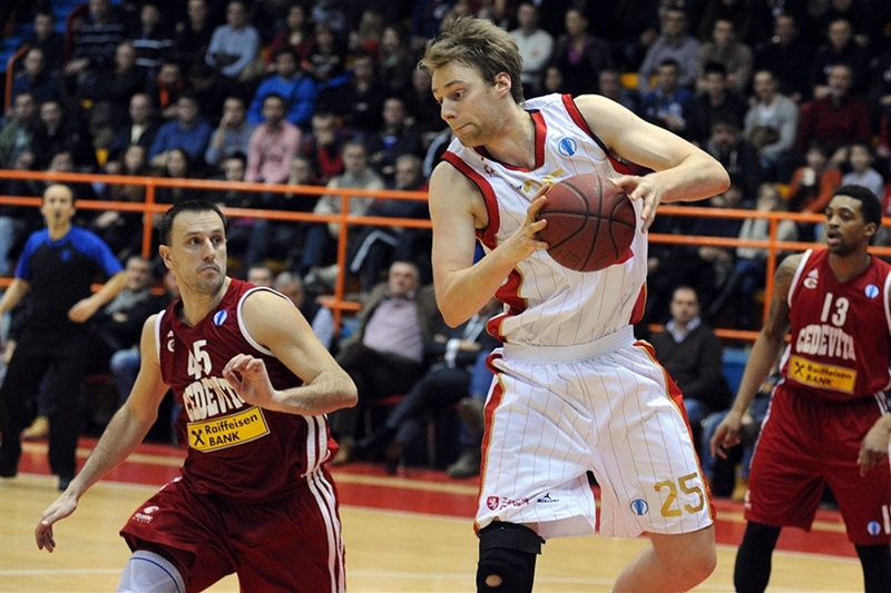 Henk Norel - CAI Zaragoza - EC13 (photo Cedevita)