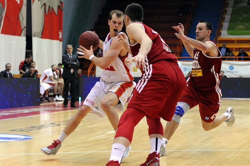 Michael Roll - CAI Zaragoza - EC13 (photo Cedevita)