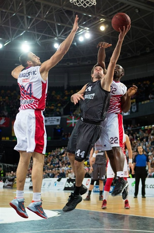 Roger Grimau - Bilbao Basket - EC13 (photo Bilbao Basket)