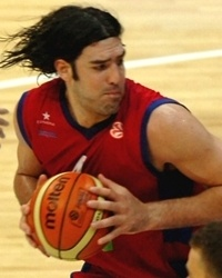 Luis Scola - Tau Ceramica - 2006 Final Four Prague