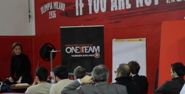 One Team Workshop in Milan