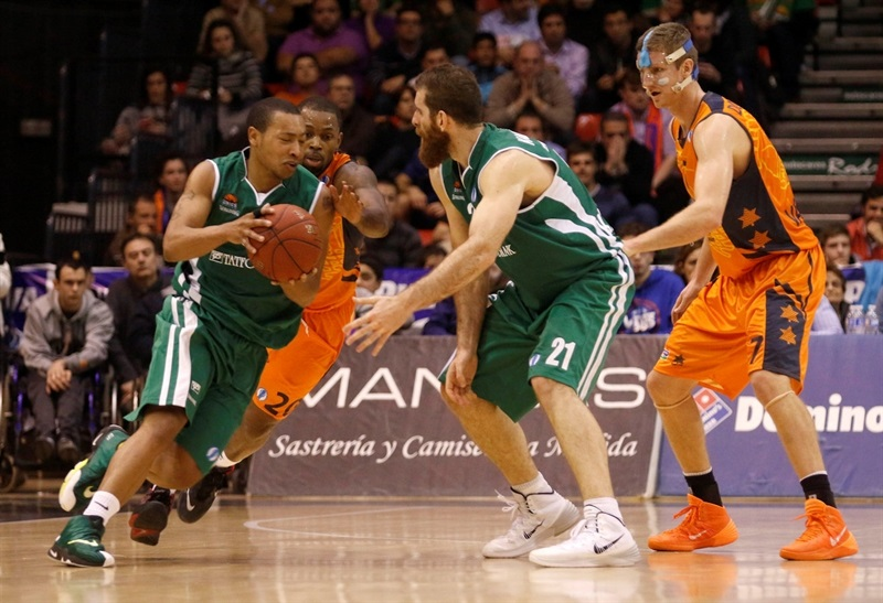 Andrew Goudelock - Unics Kazan - EC13 (photo Miguel Angel Polo - Valencia Basket)