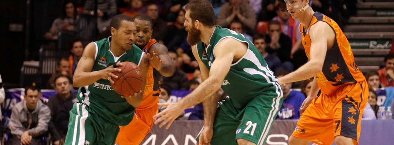 EuroCup Stepping Stones: Andrew Goudelock