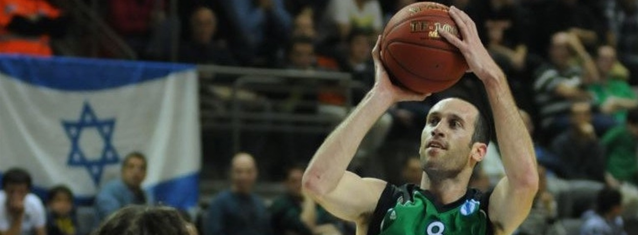 Maccabi lands sharpshooter Yivzori