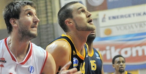 Levon Kendall - Alba Berlin - EC13 (photo Radnicki)