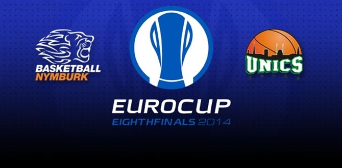 Eighthfinals Analysis: Unics Kazan vs. CEZ Basketball Nymburk