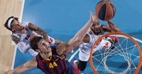 bwin MVP for February: Ante Tomic, FC Barcelona