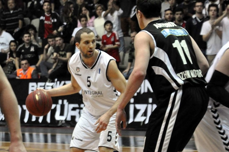 Muratcan Guler - Besiktas Integral Forex - EC13 (photo Besiktas)