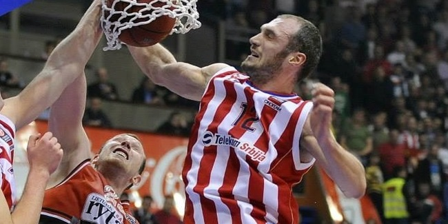 Zvezda brings back former captain Simonovic short term