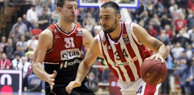 Strasbourg signs Tadija Dragicevic