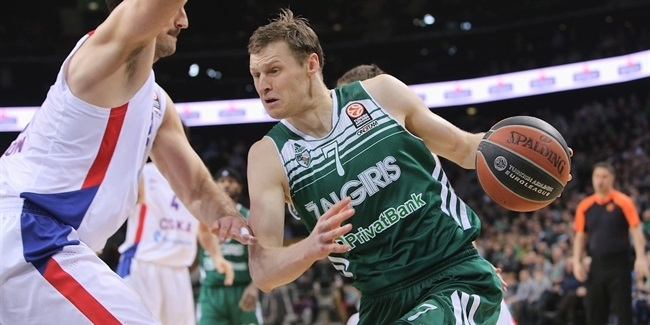 Zalgiris brings back swingman Pocius