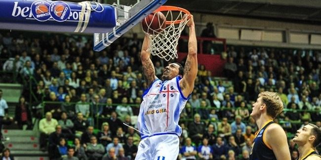 Lietuvos Rytas bolsters roster with Drew Gordon