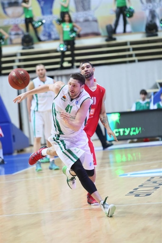 Nikita Kurbanov - Unics Kazan - EB13 (photo unics.ru)