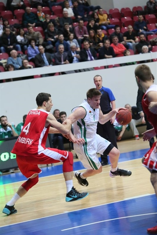Luke Harangody - Unics Kazan - EC13 (photo unics.ru)