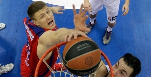 Andrey Vorontsevich - CSKA Moscow - EB13