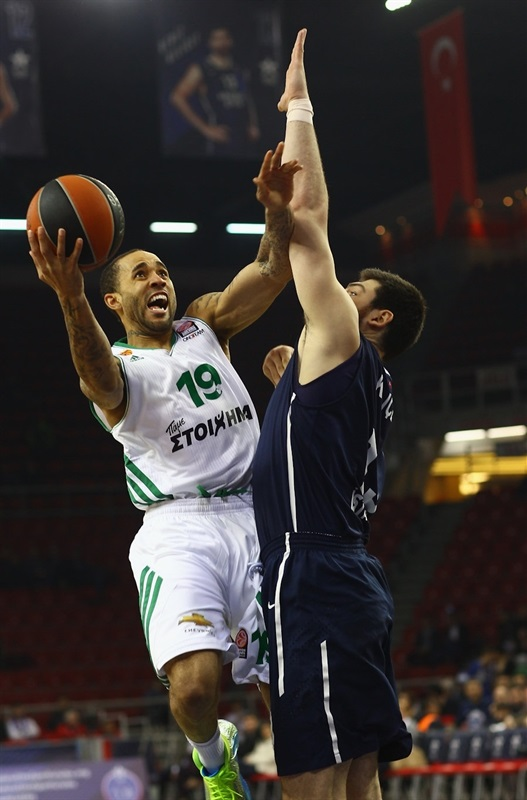 Zach Wright - Panathinaikos Athens - EB13