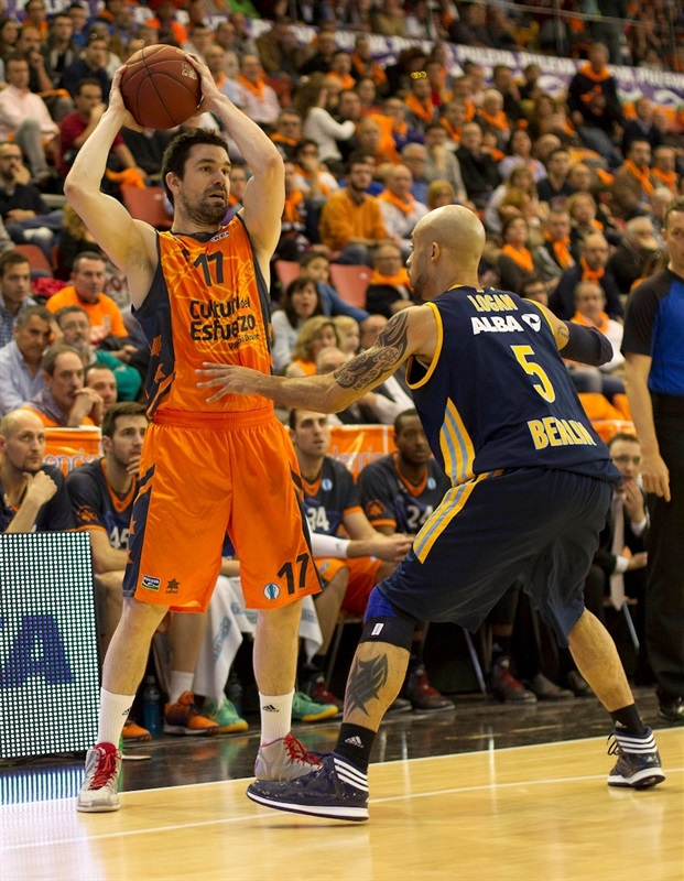 Rafa Martinez - Valencia Basket - EC13 (photo Miguel Ángel Polo - Valencia Basket)