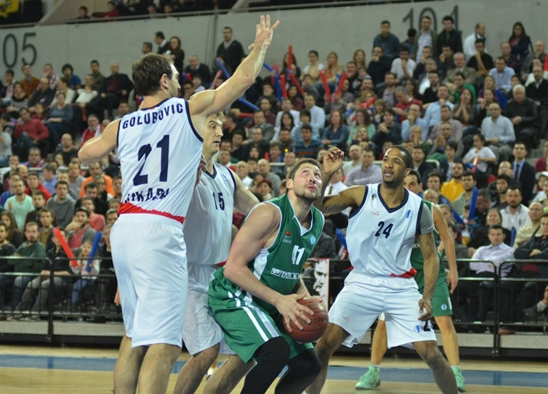 Nikita Kurbanov - Unics Kazan - EC13 (photo TED Ankara)